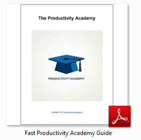 fast productivity guide logo