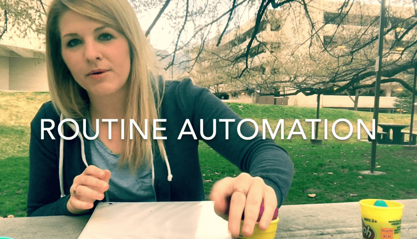 kathryn jones routine automation - productivity academy podcast